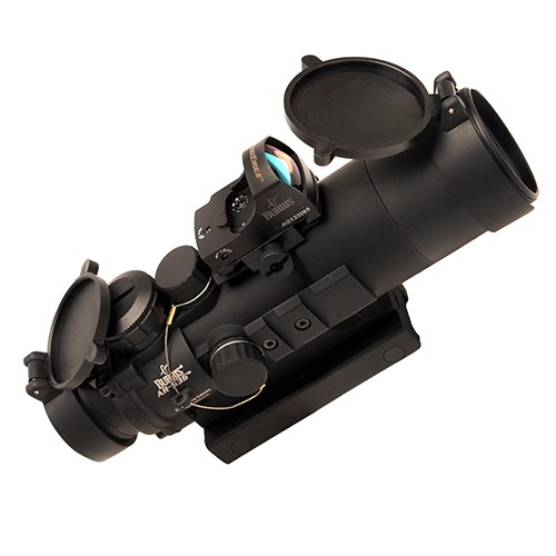 Burris Ar 536 5x Tactical Sight Kit Ballistic Cq W