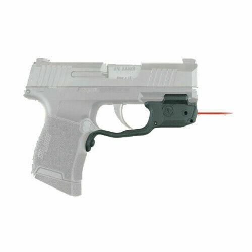 Crimson Trace Laserguard Red Laser Sight For Sig Sauer P365 9MM LG-422