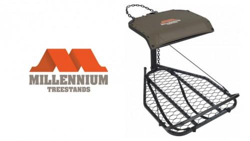Millennium M25 Hang Lock On Steel Treestand