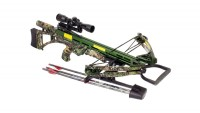 Carbon Express Covert SLS 4X32 Crossbow Pkg 355 FPS W/ Extras 20281