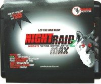 Picture of Predator Tactics Night Raid Z Max Coyote Light W/ Green Red White LED Bulbs