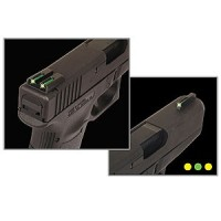 Picture of Truglo TFO Tritium Handgun Sight for Glock 17 19 22 23 26 TG131GT1Y